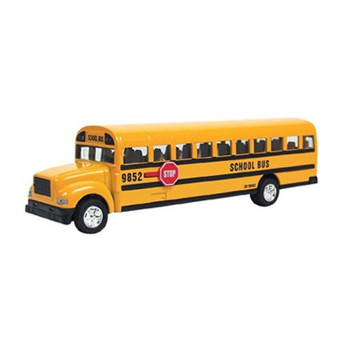29 Off On Schylling Large School Bus Die Cast Toy Buy Schylling