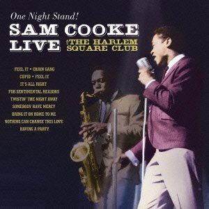 One Night Stand: Live at Harlem Square Club 1963 by COOKE,SAM