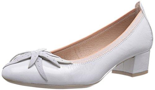 Hispanitas - Amapola, Ballerine Donna Bianco (Weiß (Kaffir White))
