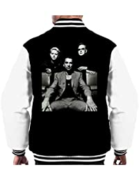 Don't Talk To Me About Heroes Depeche Mode Band Men's Varsity Jacket