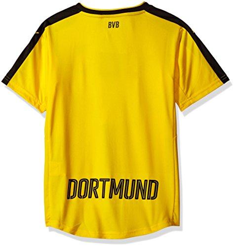 PUMA da uomo   Camicia Cyber Yellow/Black