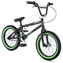 "Radio Bikes Dice - Bicicleta BMX, color negro, 16"""