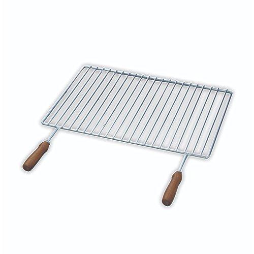 Callow Retail 58cm x 38cm Universal Grill Grid for Masonry BBQs