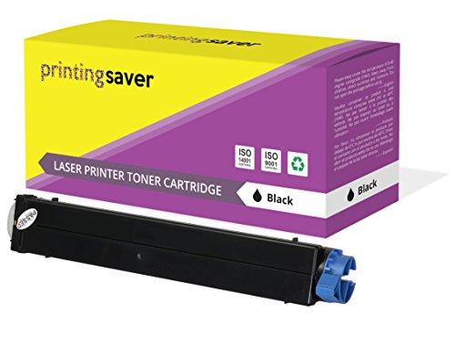 Printing Saver 4200SCHWARZ (1) Toner fur OKI B4100, B4200, B4250, B4300, B4300N,...