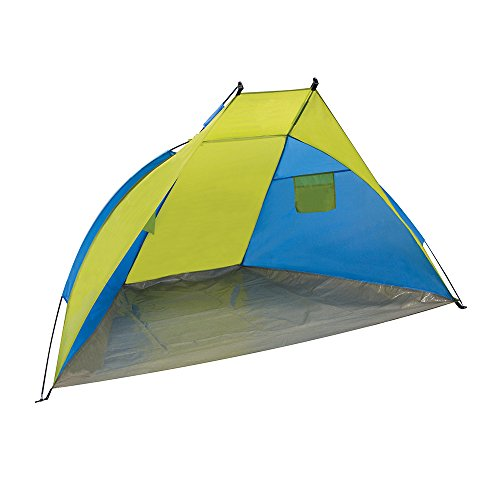 Yellowstone Outdoor Beach Shelter available in Multi - Colour (Gold/TNF Black) -