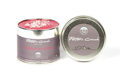 Raspberry Sorbet Bougie Tin