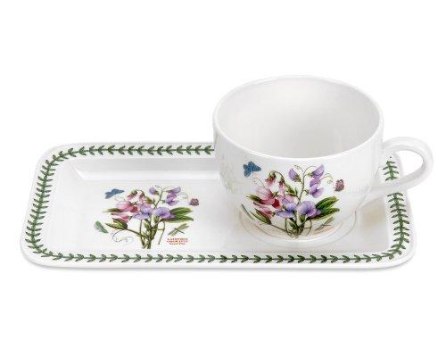Botanic Garden Sandwich Tray (Portmeirion Botanic Garden Soup and Sandwich Set)