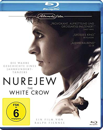 Nurejew - The White Crow [Blu-ray]