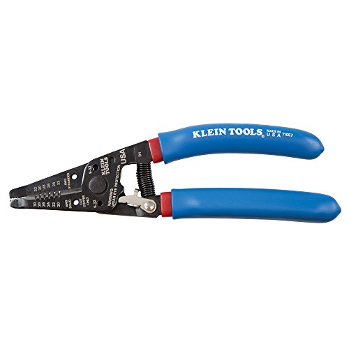 22 Awg Solid Wire (Klein Tools 11055klein tools-kurve Abisolierzange/Cutter, 11057)