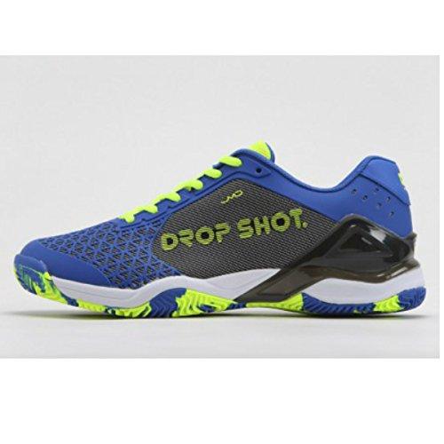 Drop Shot Conqueror Tech Blue scarpe, uomo blu