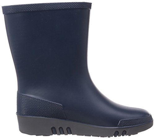 Dunlop Kinder Gummistiefel Acifort Mini blau30, Unisex-Kinder Halbschaft Gummistiefel Blau (blau(blauw) 04)