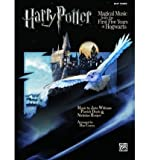 Harry Potter Magical Music from the First Five Years at Hogwarts: Easy Piano (Harry Potter) (Sheet music) - Common