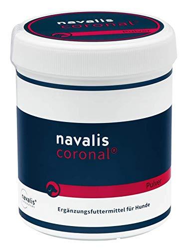 navalis coronal® DOG 120 g Dose Ergänzungsfuttermittel für Hunde