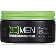 Schwarzkopf Professional 3D Men - Cera Moldeadora - Acabado brillante natural - 100 ml