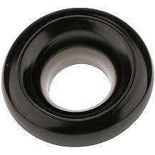 Baoblaze 3-Zoll-Horn Kaltluftkompressor Ansaugeinla/ß Ansaugtrichter Turbo Kit Voll-Aluminium-Ansaugtrichter
