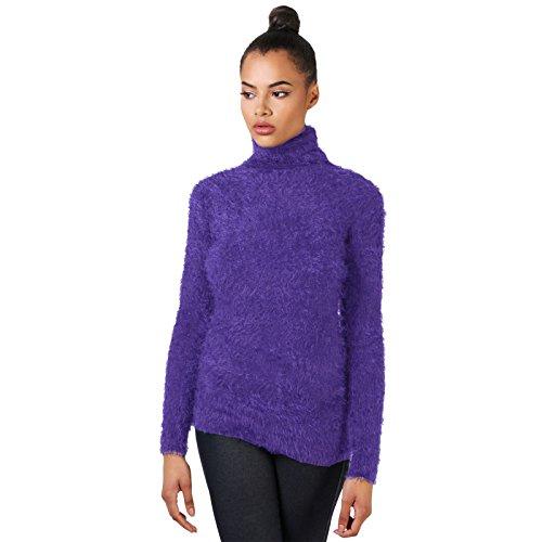 SSoul - Sweat-shirt - Femme Taille Unique Lilas/violet