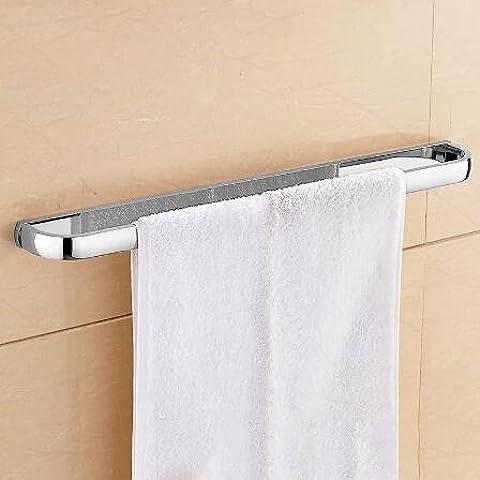 LYNDM Stile Euro portasalvietta moda rame asciugamano 24 pollice il