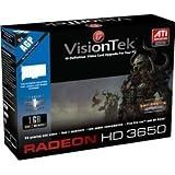 VISIONTEK 900280 Visiontek 900284 Radeon 3650 Graphic Card - 725 MHz Core - 1 GB DDR2