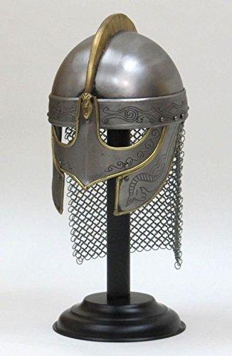 Vollständig tragbar Viking Helm mit Ätzen und Kette (Kostüm Thor Theater)