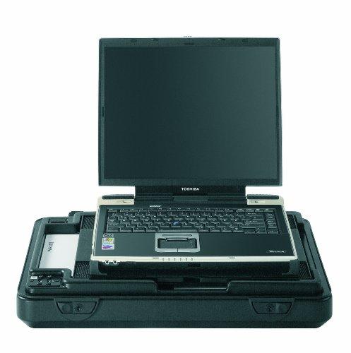Parat Compro.Case für Notebook und Canon iP100 schwarz (Ohne Inhalt)