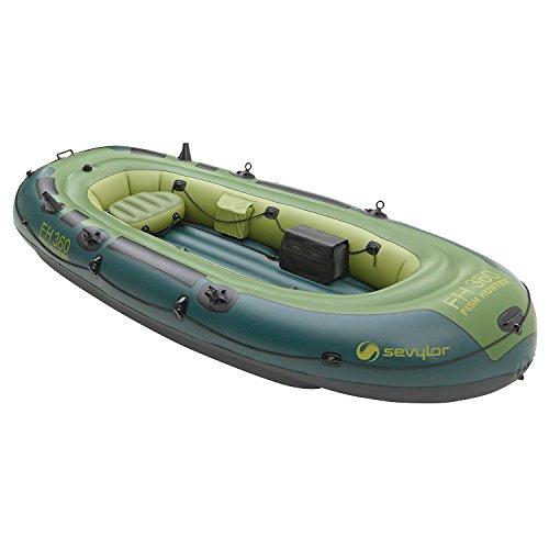 Sevylor HF 360 (4 P) - Bote para pesca