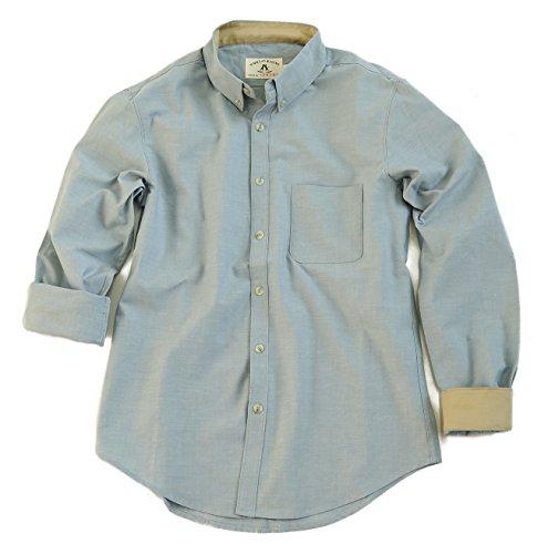 Herren Oberhemd, schmal geschnitten mit langem Arm Hellblau