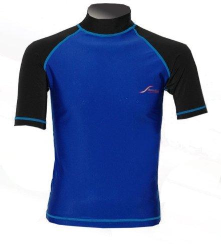 SCUBATEC Rash-Guard Lycra-Shirt mit UV-Schutz