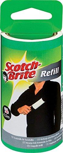 scotch-brite-836rp-30-ersatzrolle-fur-kleider-fusselroller-schwarz-weiss-30-blatt-4er-pack-4x1-stuck