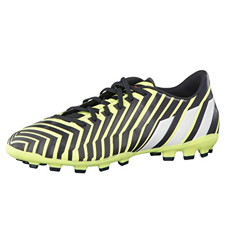 adidas Performance Predator Absolado Instinct AG Herren Fußballschuhe light flash yellow s15/ftwr white/dark grey