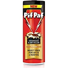Pif Paf Cockroach and Ant Killer Powder, 100 g
