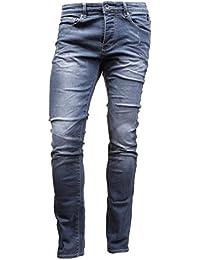 Kenzarro - Jeans Fs6645 Gris