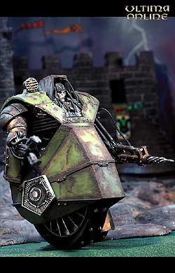 Ultima Online: 7 Juggernaut Action Figure by Ultima