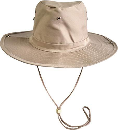 normani Original Australian Outdoor Buschhut Farbe Beige Größe 63