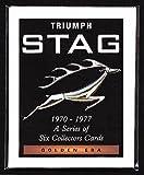 goldenera Triumph Stag – Original Sammelkarten – MK1, MK2 & MK3 (1970 bis 1977)