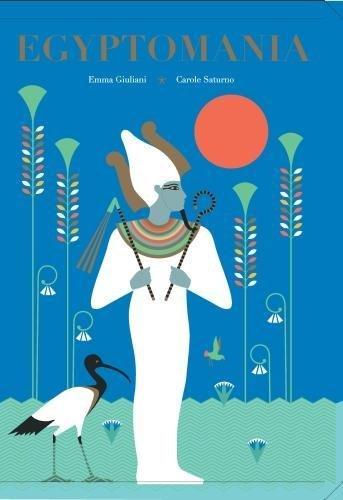 Egyptomania por Emma Giuliani