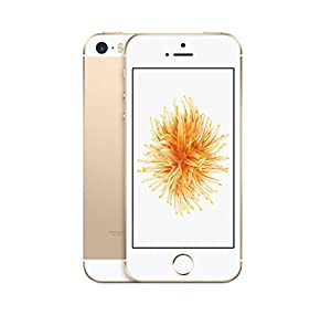 Apple iPhone SE 16 GB SIM-Free Smartphone - Gold (Certified Refurbished)