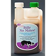 Billy No Mates - A Herbal Supplement to NATURALLY & Effectively repel Fleas, Ticks and Mites