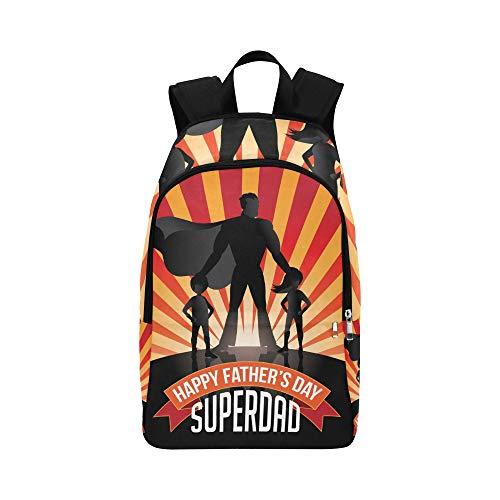 g Superdad Burst Eps Lässige Daypack Reisetasche College School Rucksack Für Herren und Frauen ()