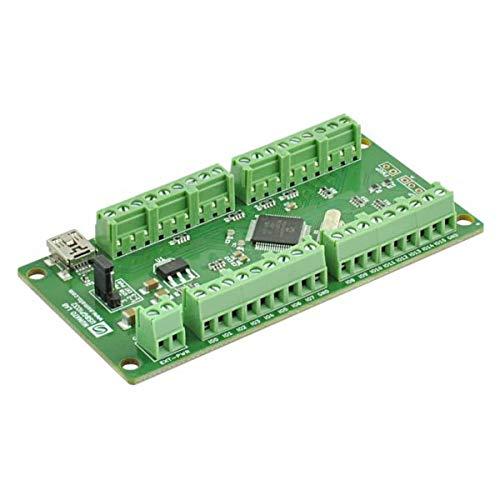 Numato Labs USB GPIO Module with Analog Inputs 32 Channel