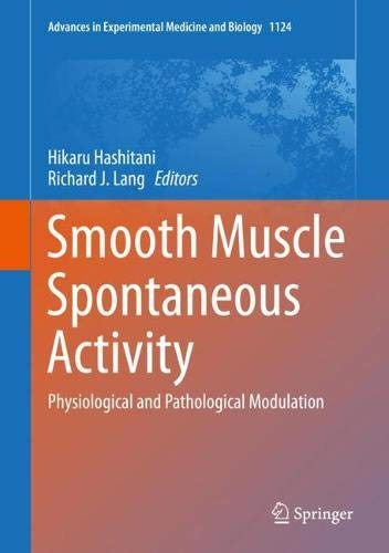Smooth Muscle Spontaneous Activity: Physiological and Pathological Modulation (Advances in Experimental Medicine and Biology, Band 1124) (Medizinische Neurobiologie)