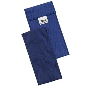 Frio Doppel Kühltasche für Insulin, 8 x 18 cm