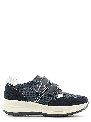 Enval 5942 Sneakers Femme Bleu - bleu