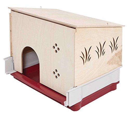 Midwest Homes for Pets Wabbitat Deluxe Kaninchen-Set, Hasenstall, nur die Erweiterung, 18