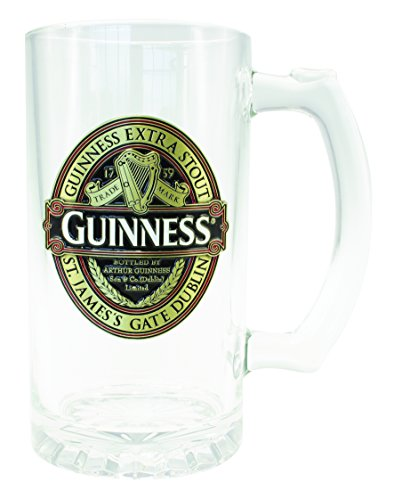 Guinness Tankard With Guinness Classic Collection Red And Black Label Design Guinness Label