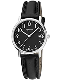 M-WATCH Smart Casual 35 Analog Black Dial Women's Watch-WBB.45220.LB