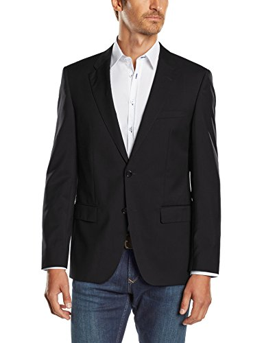 Tommy Hilfiger Tailored Herren Sakko Butch STSSLD99003 Schwarz (099)