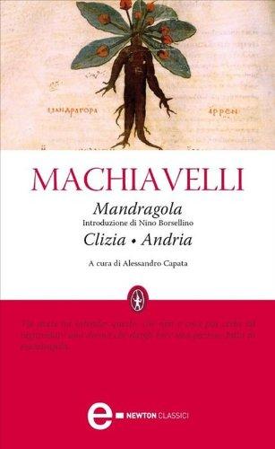 mandragola italian edition