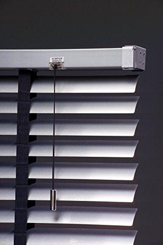 Schöner Wohnen Jalousie Seoul grau (80x180cm)