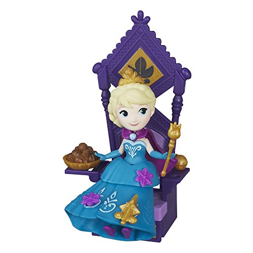 Disney Frozen Little Kingdom ELSA & Thron