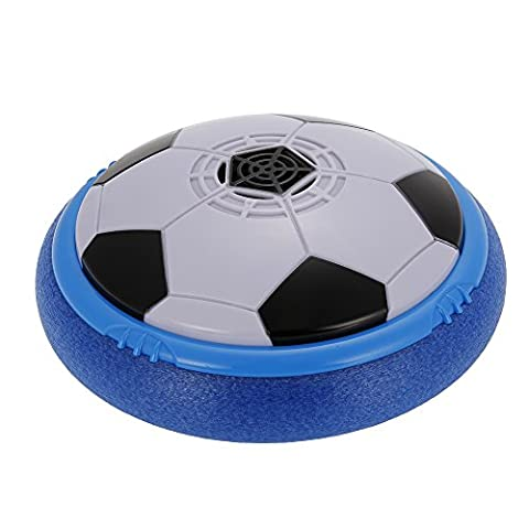 Goolsky 777-802 21.5cm Air Power Football Floating Soccer Enfants Sport Jouets Formation Football Indoor Outdoor avec LED